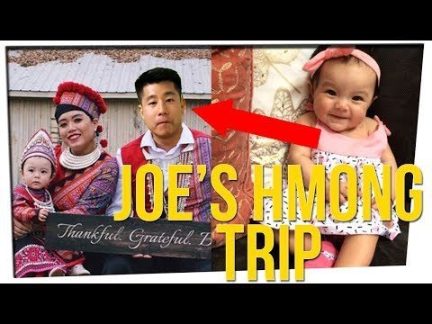 First Ever Hmong Gerber Baby! || Joe's Wild Mission Trip