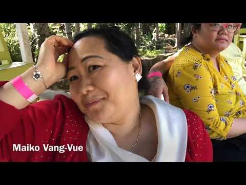 HmongWisdom : Vacation Traveling to Bahamas and Enjoy Watching the Flamingos Show ( Hmong / Hmoob)
