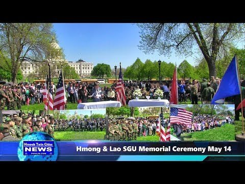 Hmoob Twin Cities News:  Hmong & Lao SGU Memorial Ceremony May 14. In Minnesota
