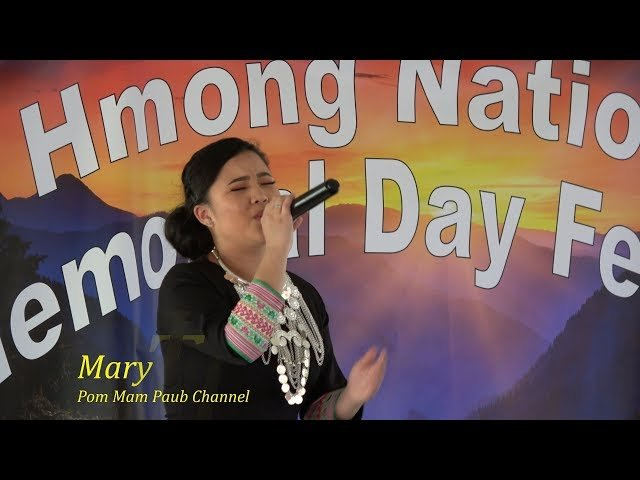 Mary Thao - R 2  Hmong Nat'l Memorial Day 2019
