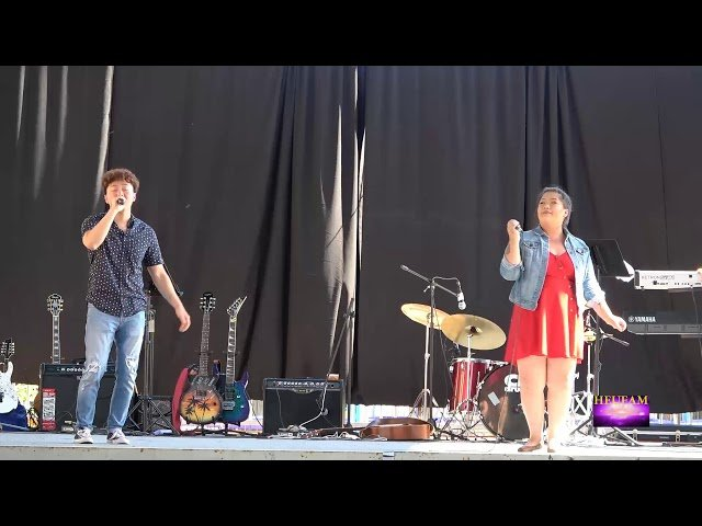 Hmong New Generation Festival 2019: Chee Her and Veronica Thao  - Dib Xwb and Kub Yang (Cover)