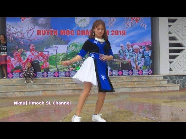 Điệu Nhảy Gây Chấn Động Toàn Thế Giới - Suab Nkauj Hmoob Dancer 32 Bước 2019