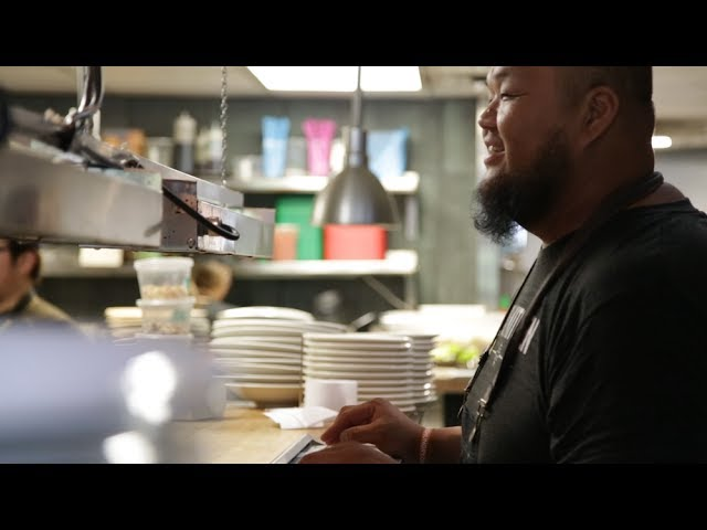 Chef Yia Vang Celebrates Hmong Culture with Food at His Pop-Up Restaurant Union Kitchen