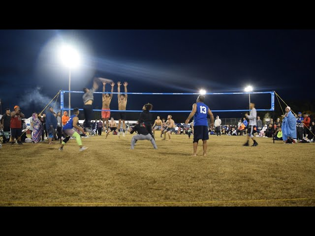 Lights Out Vs Hmong Like A Light Switch (RI Hmong New Years 2019)[Highlights]