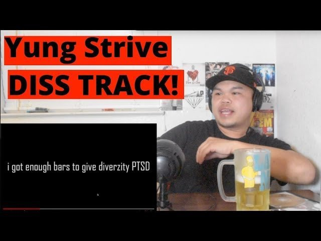 Yung Strive-PTSD Diss Diverzity, Magic Hang, Jon Sno, Yung Fate  | Hmong Rap