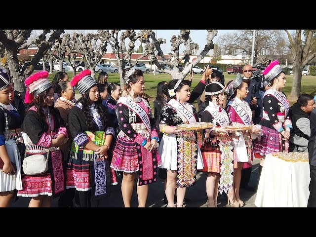 Merced Hmong New Year 2020 - OPENING