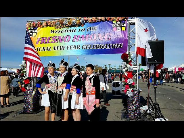 Hmong Fresno New Year 2019-2020 day#1