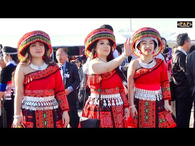 Beautiful Hmong Girls at Fresno Hmong New Year 2020