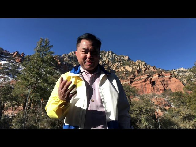 Hmong Wisdom : Hmong Family Vacation Travel to Sedona, Arizona ( Hmong / Hmoob / Travel )