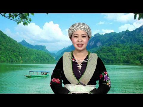 10-6 Chương trình truyền hình tiếng Mông. ''backantv.vn''