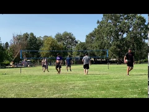 Hmong Volleyball in Elk Grove 2