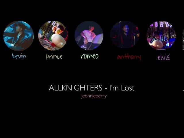 Allknighters - I'm Lost Lyrics (Color Coded Lyrics) Hmong and English Translation