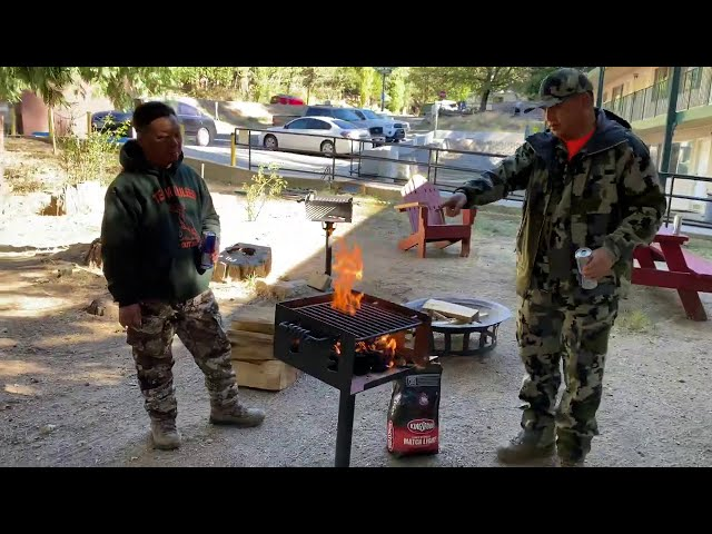 Hmong Sacramento hunting(last weekend D3-5 10/31/20-11/1/20)