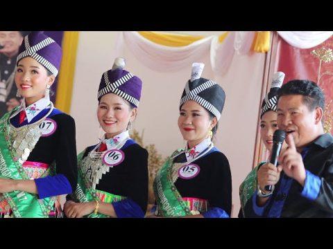 Niam nkauj ntshuab (Miss Hmong) Pheuksa 2021