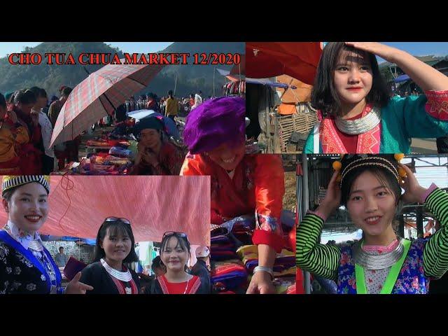 TRAVELS CHO TUA CHUA HMONG MARKET DIEN BIEN VIETNAM #221, 12/2020