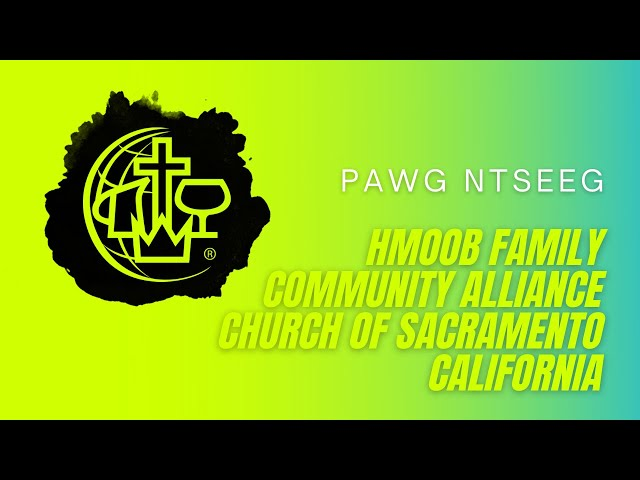 Hmoob Family Community Alliance Church