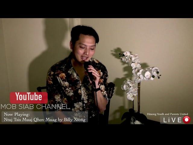 Kong Chue's LIVE performance at HYPU's Hmong New Year Virtual Concert 2020-2021